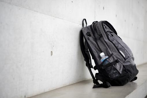 収納力があってオシャレなバッグを使う