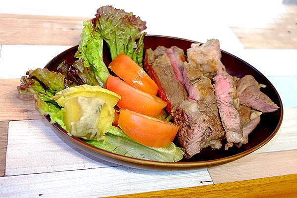 筋トレの食事メニュー例